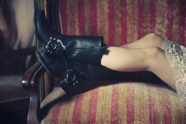 «Boots» ton look!