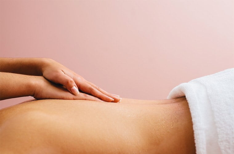 Trouver le «bliss » à travers le massage